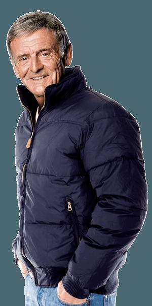 Bernard Darniche - Chaussettes à neige MUSHER