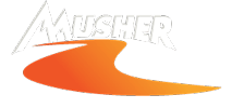 Musher anti-glisse Logo